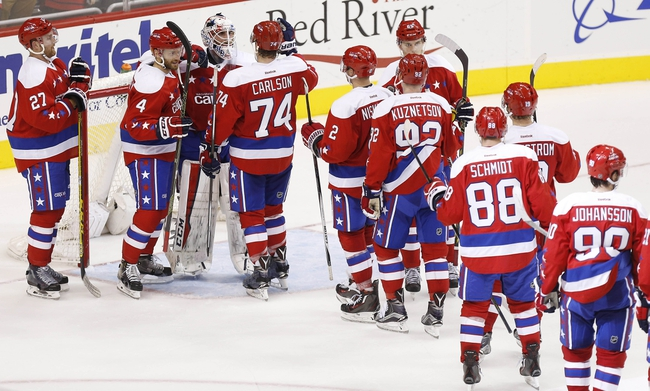 Washington Capitals vs. Montreal Canadiens - 2/24/16 NHL Pick, Odds, and Prediction