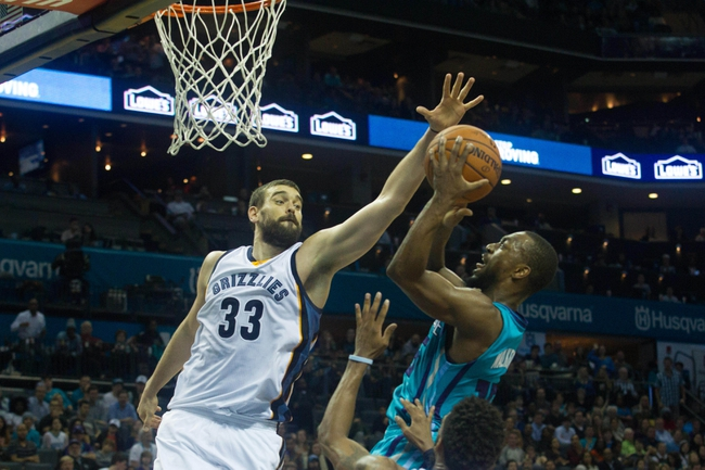 Charlotte Hornets vs. Memphis Grizzlies - 11/21/16 NBA Pick, Odds, and Prediction