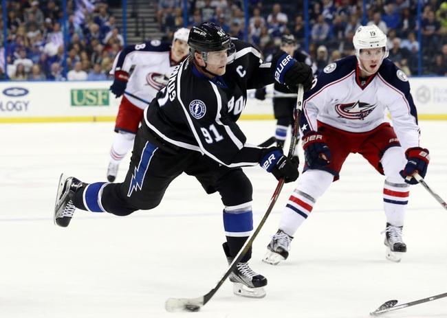 Blue Jackets vs. Lightning - 3/13/16 NHL Pick, Odds, and Prediction
