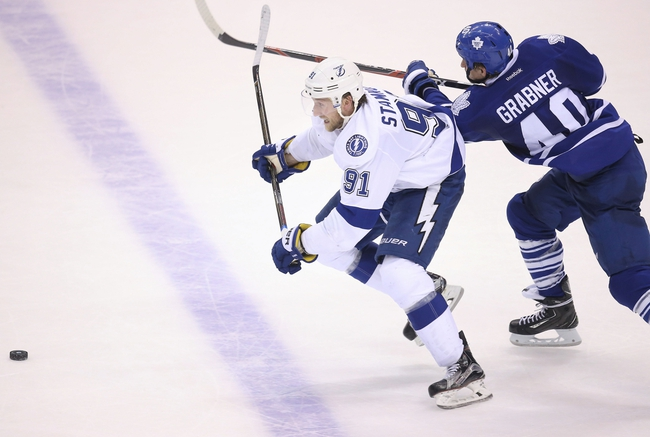 Tampa Bay Lightning vs. Toronto Maple Leafs - 1/27/16 NHL Pick, Odds, and Prediction
