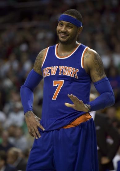 New York Knicks vs. Boston Celtics - 1/12/16 NBA Pick, Odds, and Prediction