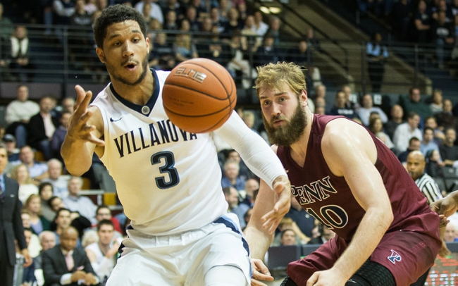 Villanova vs. Xavier - 12/31/15 College Basketball Pick, Odds, and Prediction