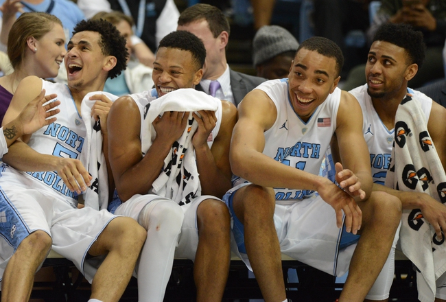 North Carolina vs. Clemson - 12/30/15 College Basketball Pick, Odds, and Prediction