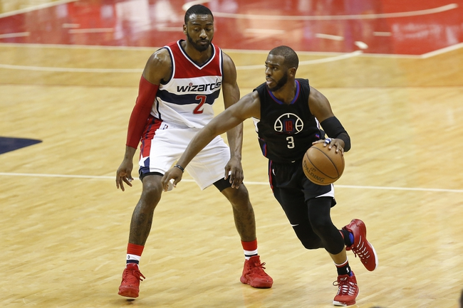 Clippers vs. Wizards - 4/3/16 NBA Pick, Odds, and Prediction
