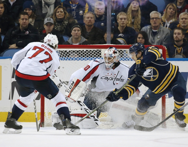 Washington Capitals vs. Buffalo Sabres - 12/30/15 NHL Pick, Odds, and Prediction