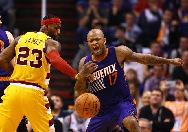 Suns at Cavaliers - 1/27/16 NBA Pick, Odds, and Prediction