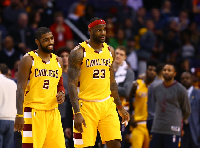 Cleveland Cavaliers vs. Phoenix Suns - 1/27/16 NBA Pick, Odds, and Prediction
