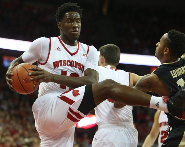 Wisconsin vs. Rutgers - 1/2/16 College Basketball Pick, Odds, and Prediction