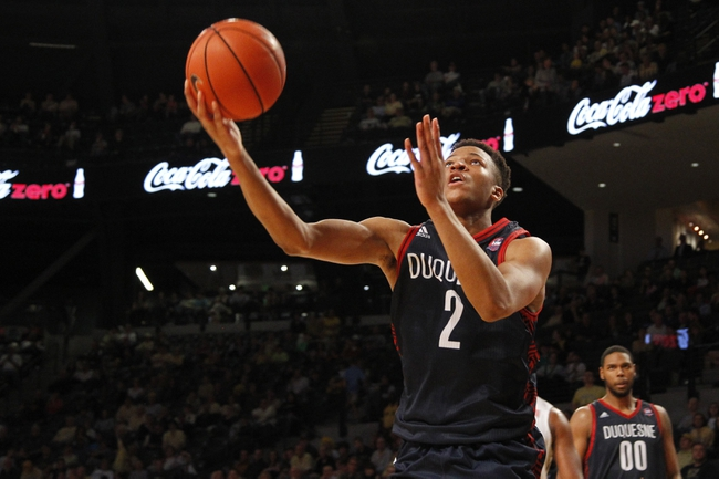 Duquesne vs. Dayton - 1/2/16 College Basketball Pick, Odds, and Prediction