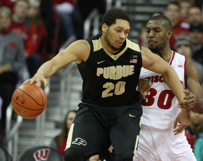 Purdue vs. Iowa - 1/2/16 College Basketball Pick, Odds, and Prediction