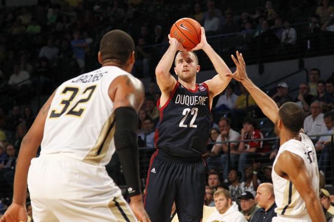 Duquesne vs. La Salle - 3/9/16 College Basketball Pick, Odds, and Prediction