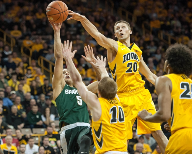 Iowa vs. Nebraska - 1/5/16 College Basketball Pick, Odds, and Prediction