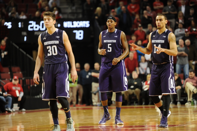 Northwestern Wildcats vs. Maryland Terrapins - 1/2/16 College Basketball Pick, Odds, and Prediction