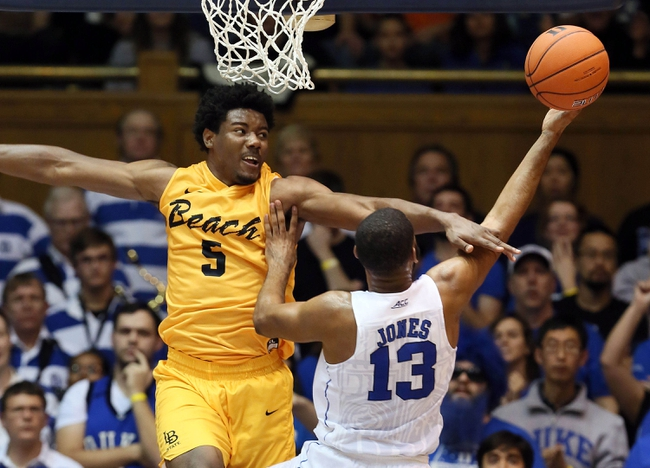 Long Beach State vs. Santa Barbara - 1/28/16 College Basketball Pick, Odds, and Prediction