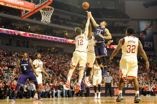 Northwestern vs. Nebraska - 3/6/16 College Basketball Pick, Odds, and Prediction