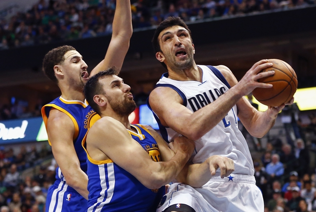 Mavericks at Warriors - 1/27/16 NBA Pick, Odds, and Prediction