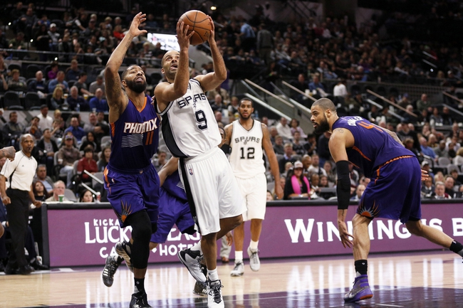 Spurs at Suns - 1/21/16 NBA Pick, Odds, and Prediction