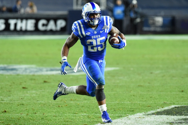 Duke Blue Devils vs. Wake Forest Demon Deacons - 9/10/16 College Football Pick, Odds, and Prediction
