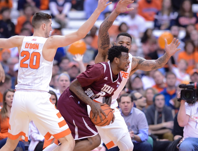Texas Southern Tigers vs. Alcorn State Braves - 1/4/16 College Basketball Pick, Odds, and Prediction