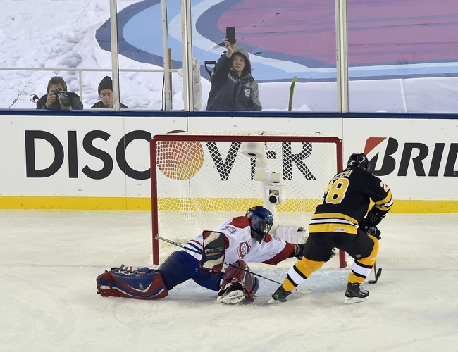 Boston Bruins vs. Montreal Canadiens: NHL Winter Classic - 1/1/16 NHL Pick, Odds, and Prediction