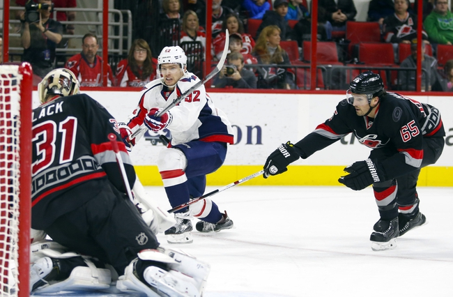 Capitals vs. Hurricanes - 3/15/16 NHL Pick, Odds, and Prediction