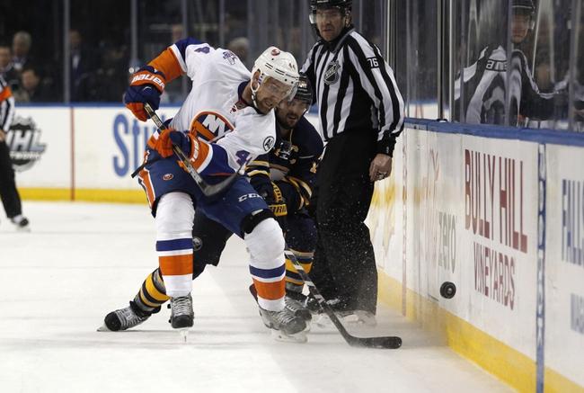 Islanders vs. Sabres - 4/9/16 NHL Pick, Odds, and Prediction