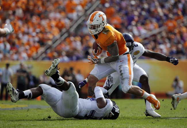 Tennessee vs. Virginia Tech - 9/10/16 College Football Pick, Odds, and Prediction