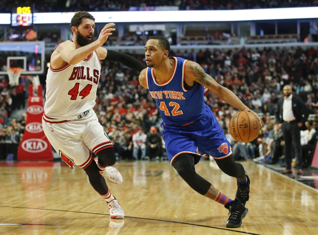 Bulls vs. Knicks - 3/23/16 NBA Pick, Odds, and Prediction