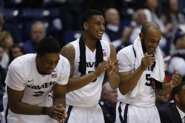 Xavier vs. DePaul - 1/12/16 College Basketball Pick, Odds, and Prediction