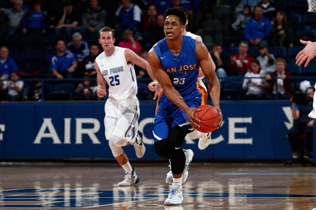 San Diego State Aztecs vs. San Jose State Spartans - 1/6/16 College Basketball Pick, Odds, and Prediction