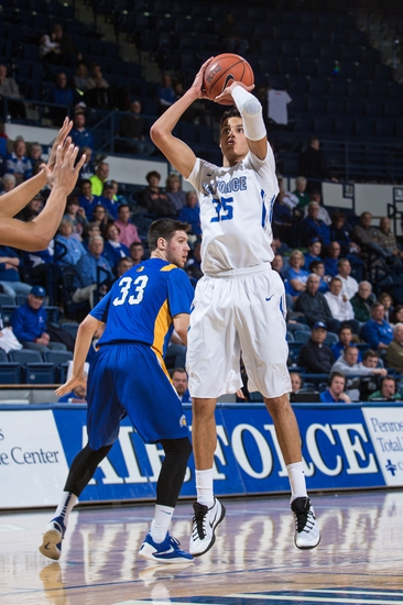 Wyoming Cowboys vs. Air Force Falcons - 1/6/16 College Basketball Pick, Odds, and Prediction