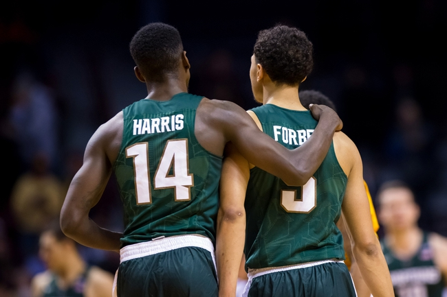 Men's basketball: No. 5 Michigan State routs Illinois
