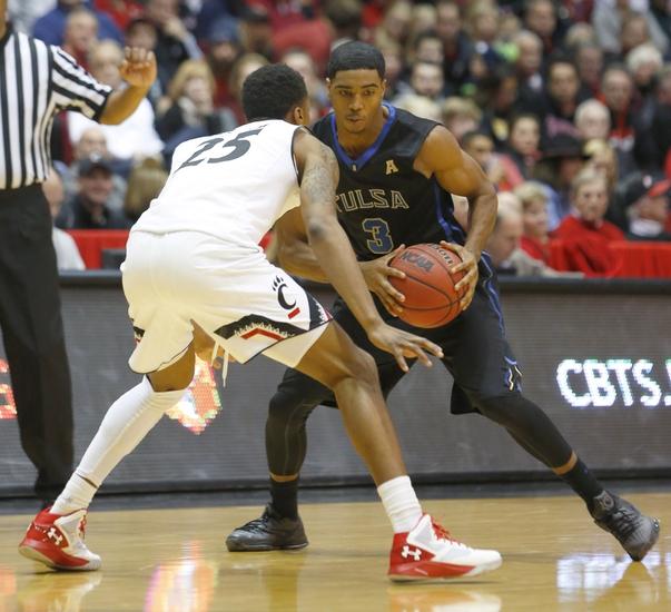 Tulsa vs. Cincinnati - 2/18/16 College Basketball Pick, Odds, and Prediction