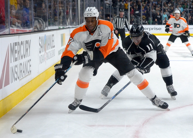 Los Angeles Kings vs. Philadelphia Flyers - 10/14/16 NHL Pick, Odds, and Prediction