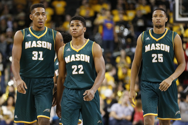 George Mason Patriots vs. George Washington Colonials - 1/31/16 College Basketball Pick, Odds, and Prediction