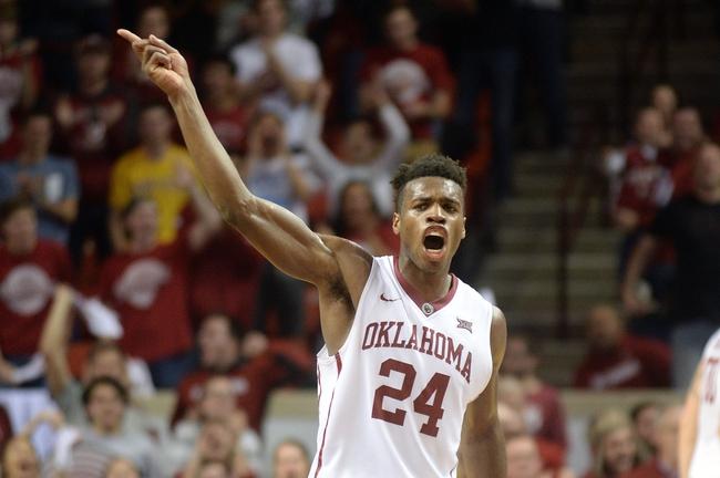 Oklahoma vs. Kansas State - 1/9/16 College Basketball Pick, Odds, and Prediction
