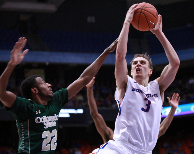 Boise State vs. Fresno State - 1/9/16 College Basketball Pick, Odds, and Prediction