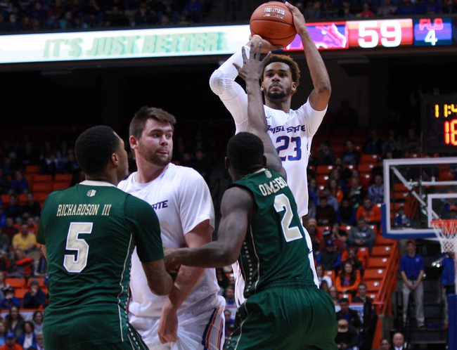 Colorado State vs. Boise State - 2/10/16 College Basketball Pick, Odds, and Prediction