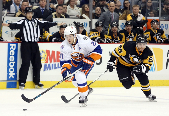 Islanders vs. Penguins - 3/8/16 NHL Pick, Odds, and Prediction