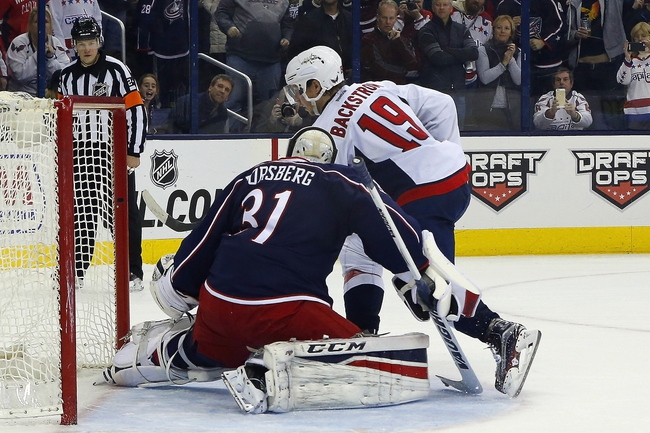 Blue Jackets vs. Capitals - 1/19/16 NHL Pick, Odds, and Prediction