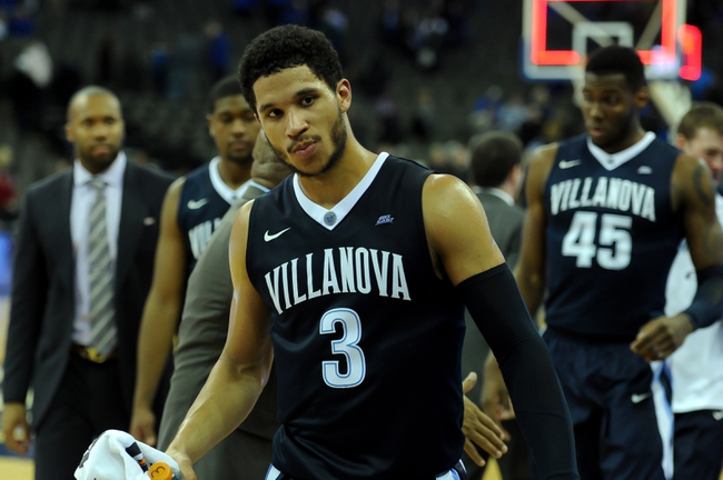 Villanova vs. Marquette - 1/13/16 College Basketball Pick, Odds, and Prediction