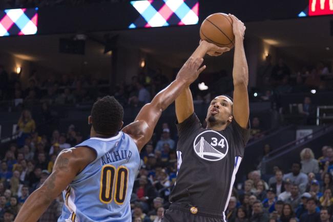 Warriors at Nuggets - 1/13/16 NBA Pick, Odds, and Prediction
