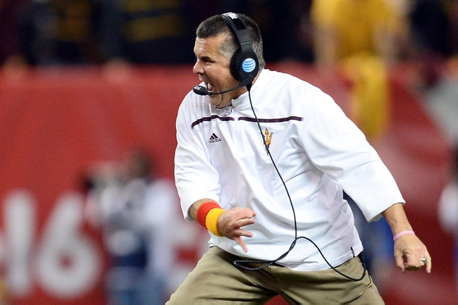 Arizona State Sun Devils 2016 College Football Preview, Schedule, Prediction, Depth Chart, Outlook