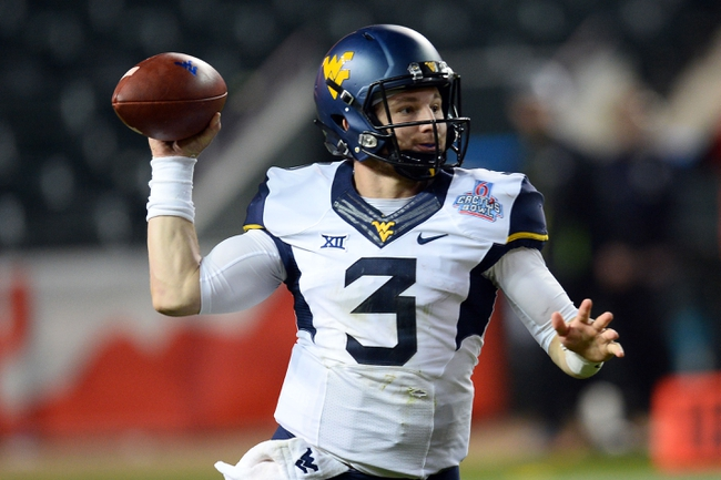 West Virginia vs. Missouri - 9/3/16 College Football Pick, Odds, and Prediction