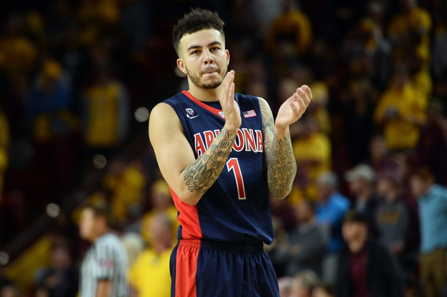 UCLA Bruins vs. Arizona Wildcats - 1/7/16 College Basketball Pick, Odds, and Prediction
