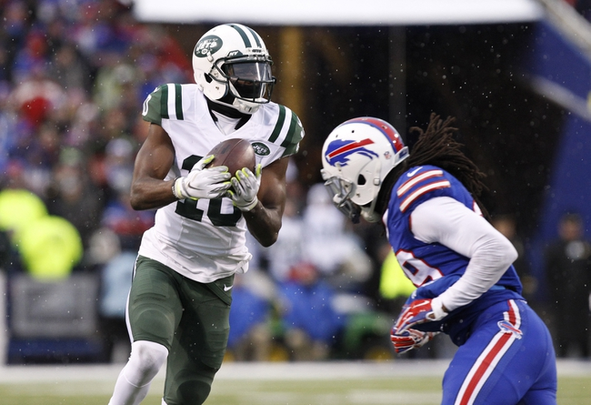 New York Jets at Buffalo Bills- 9/15/16 NFL Pick, Odds, and Prediction