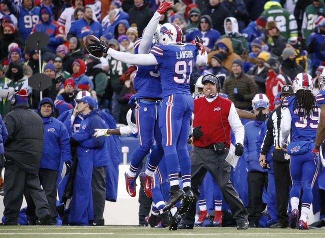 Buffalo Bills vs. Indianapolis Colts - 8/13/16 NFL Pick, Odds, and Prediction