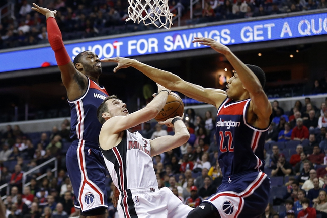 Miami Heat vs. Washington Wizards - 10/4/16 NBA Preseason Pick, Odds, and Prediction