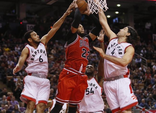 Bulls vs. Raptors - 2/19/16 NBA Pick, Odds, and Prediction