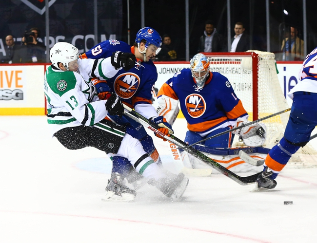 Stars vs. Islanders - 3/19/16 NHL Pick, Odds, and Prediction
